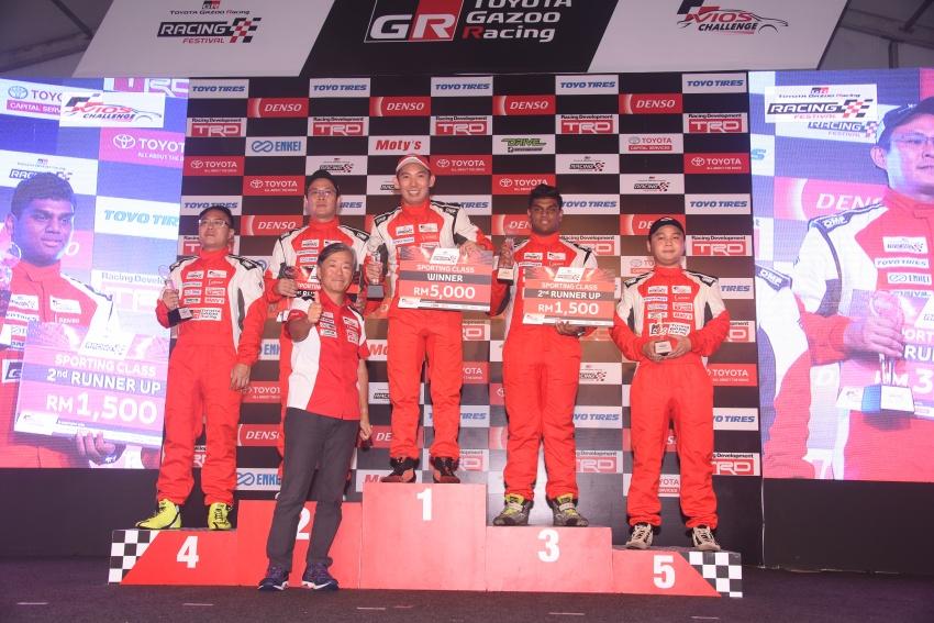 Toyota Gazoo Racing festival – thrills, spills at MAEPS Image #744228