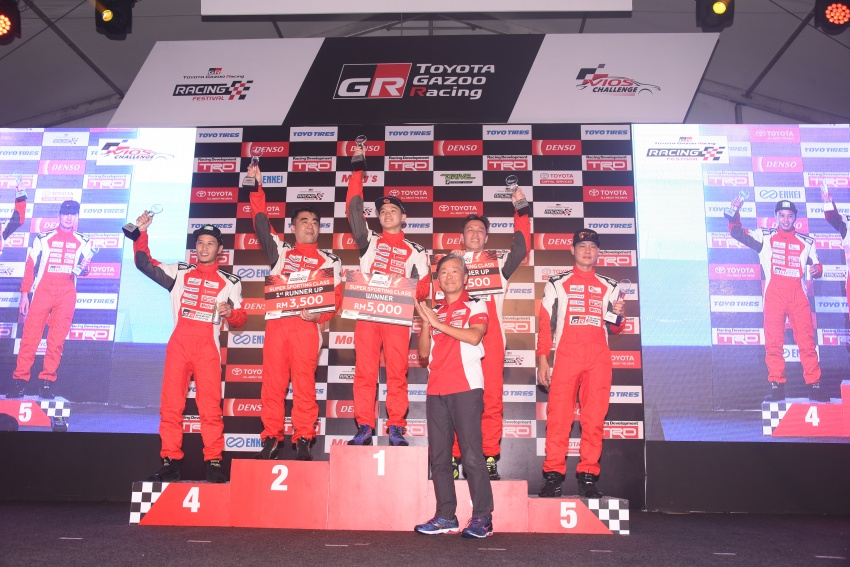 Toyota Gazoo Racing festival – thrills, spills at MAEPS Image #744229