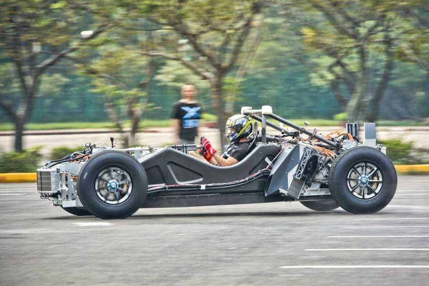 Xing Mobility Miss R – 1,341 hp Tesla Roadster killer? Image #743022
