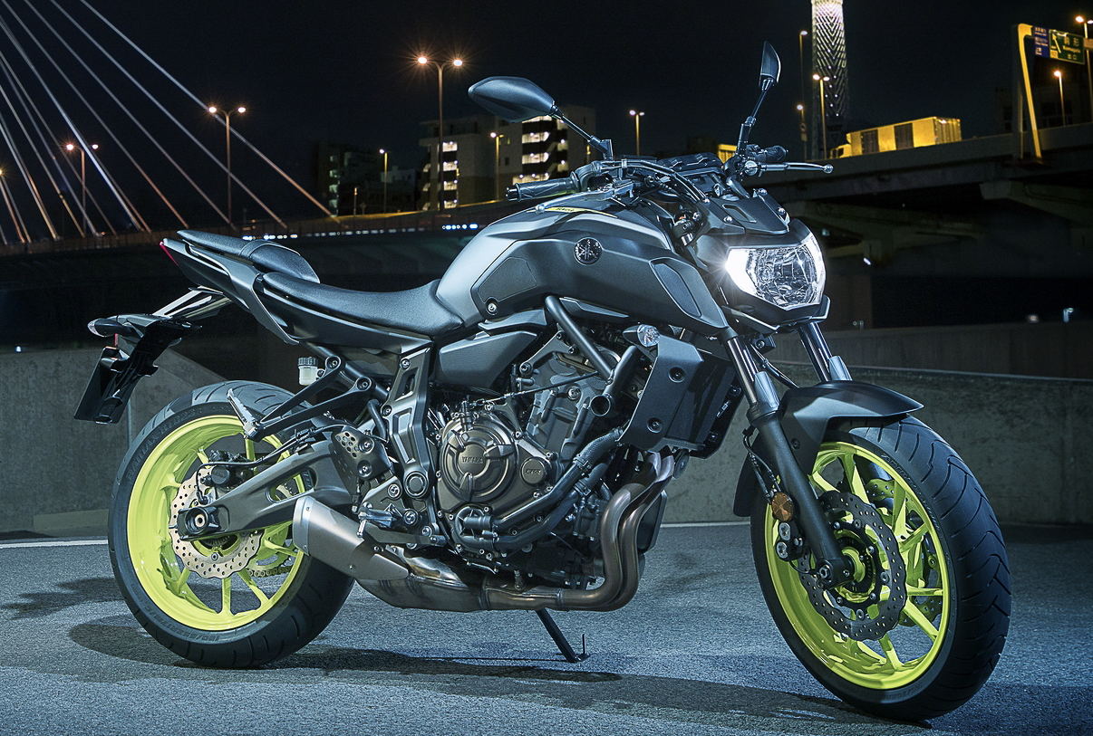 Yamaha Mt Pictures
