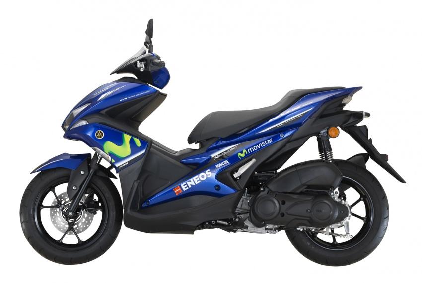 Yamaha NVX GP Edition diperkenal – tambah RM600 Image #735555