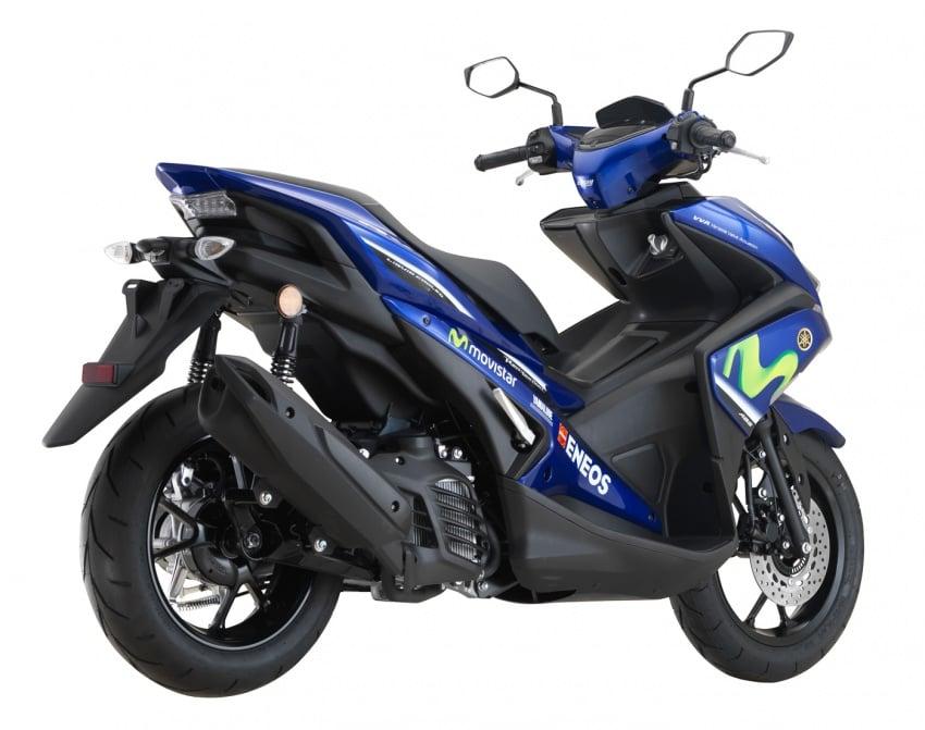 Yamaha NVX GP Edition diperkenal – tambah RM600 Image #735559