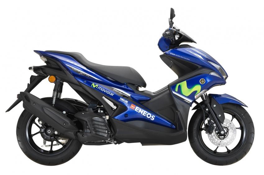 Yamaha NVX GP Edition diperkenal – tambah RM600 Image #735561
