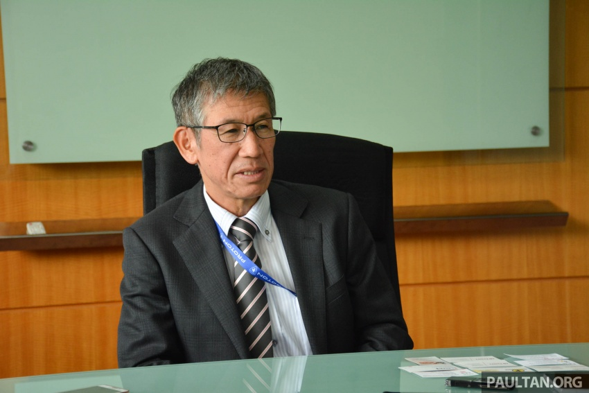 Yoshiya Inamori – get to know the new vice president of manufacturing at Proton; 35 years of experience Image #741348