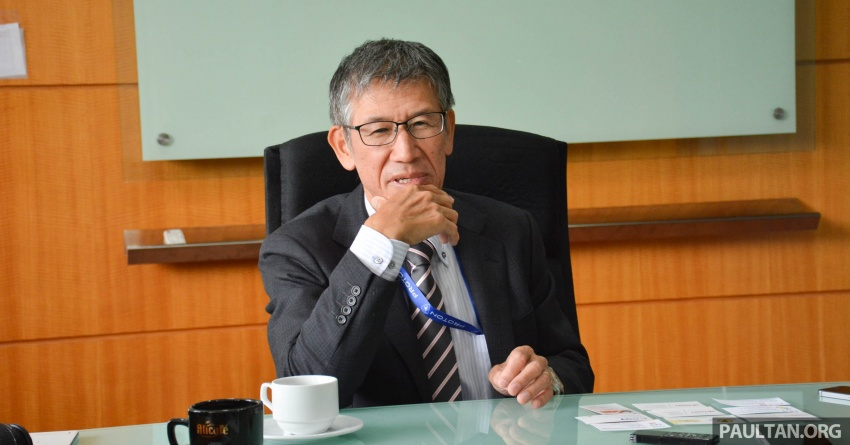 Yoshiya Inamori – get to know the new vice president of manufacturing at Proton; 35 years of experience Image #741350