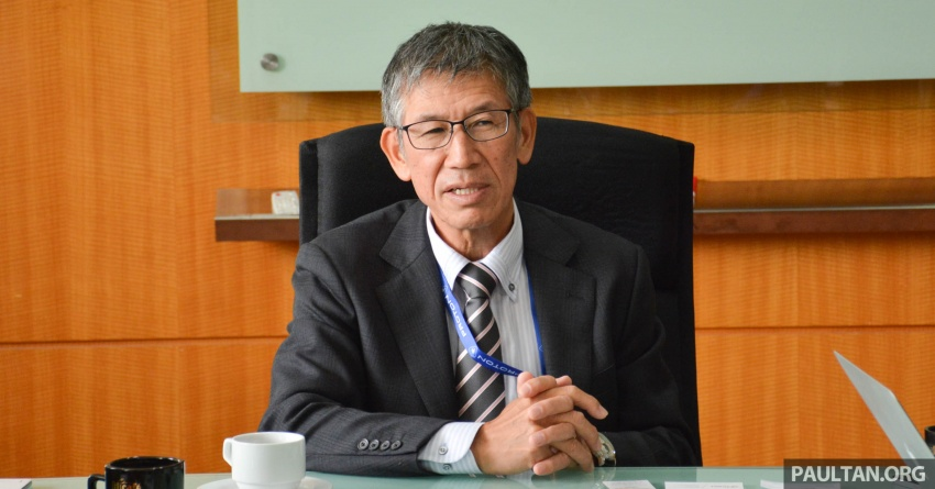 Yoshiya Inamori – get to know the new vice president of manufacturing at Proton; 35 years of experience Image #741353