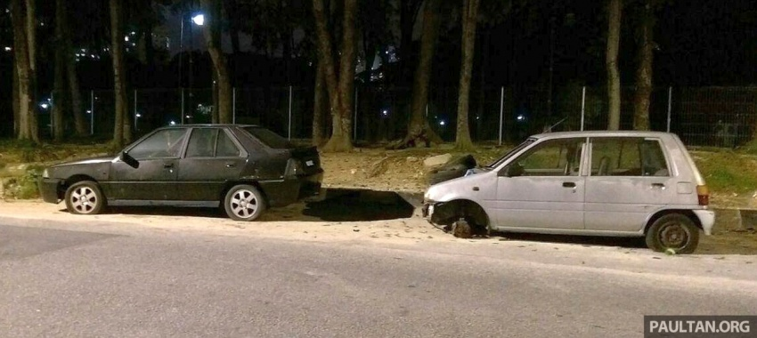 Authorities looking at the removal and disposal of eight million abandoned vehicles across Malaysia Image #743822