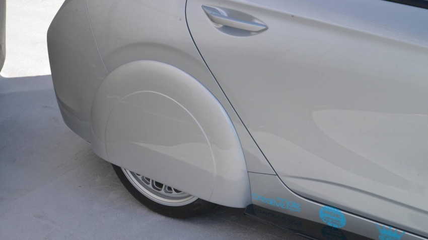 Hyundai HyperEconiq Ioniq Concept – hasil ubahsuai Bisimoto Engineering, tumpu kecekapan bahan api Image #732062