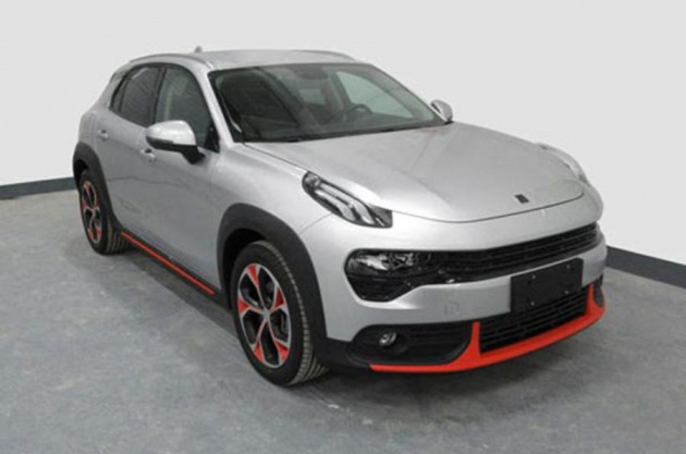Lynk & Co 02 crossover pics leaked - debut next year on