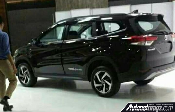 2018 Toyota Rush Leaked Ahead Of Indonesian Debut