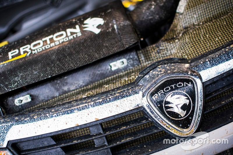 Lagenda WRC Marcus Grönholm uji Proton Iriz R5 Image #732041