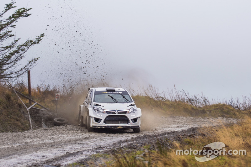 Lagenda WRC Marcus Grönholm uji Proton Iriz R5 Image #732049