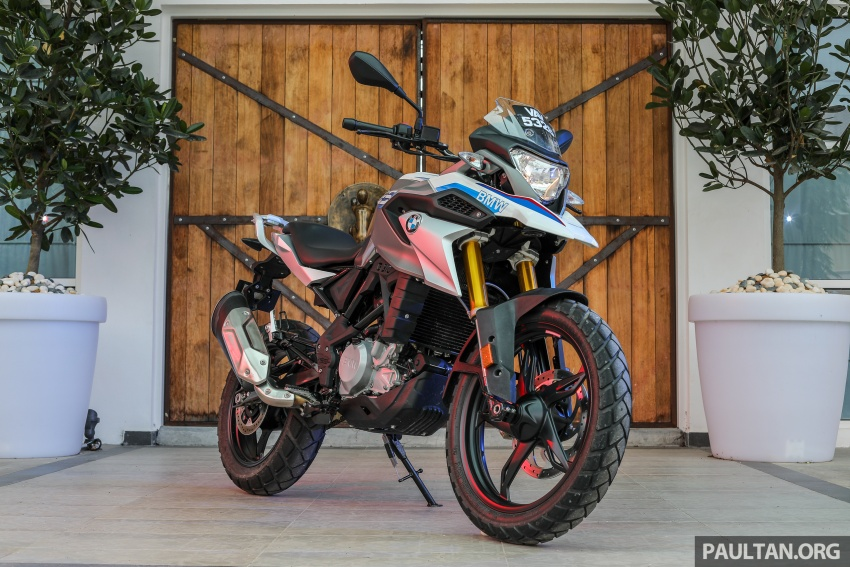 REVIEW: 2018 BMW Motorrad G 310 GS – adventure biking now comes in small sizes, RM29,900 Image #747057