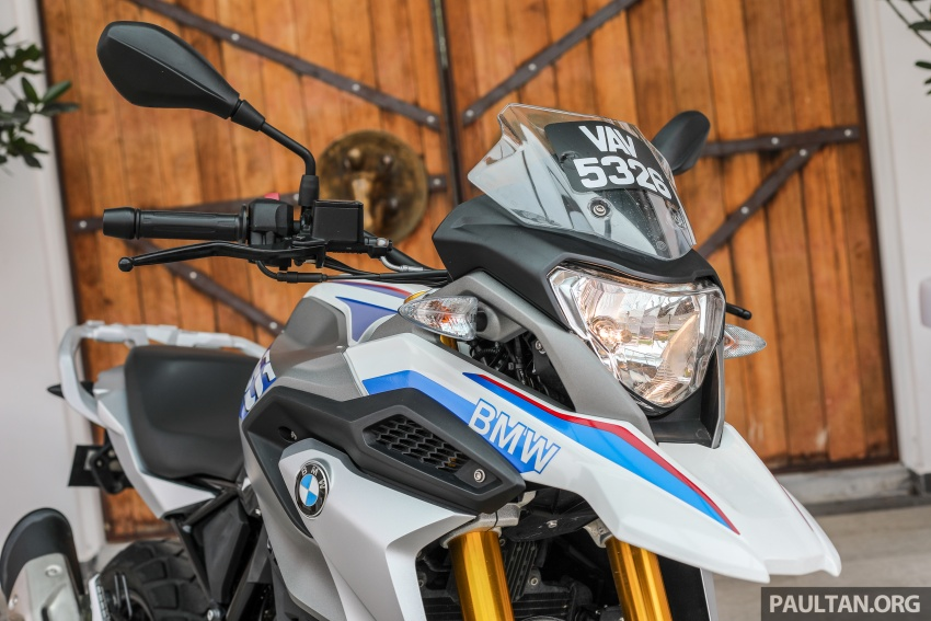 REVIEW: 2018 BMW Motorrad G 310 GS – adventure biking now comes in small sizes, RM29,900 Image #747070