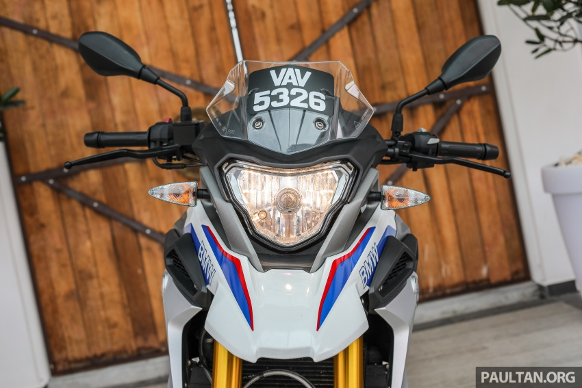 REVIEW: 2018 BMW Motorrad G 310 GS – adventure biking now comes in small sizes, RM29,900 Image #747071