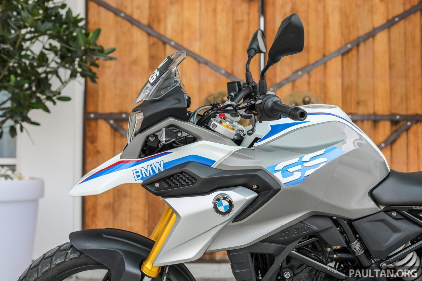 REVIEW: 2018 BMW Motorrad G 310 GS – adventure biking now comes in small sizes, RM29,900 Image #747074