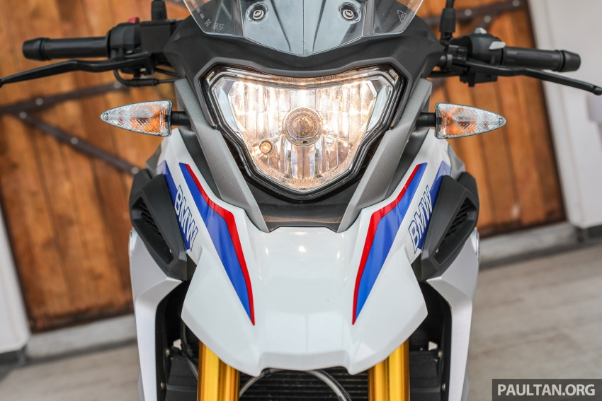 REVIEW: 2018 BMW Motorrad G 310 GS – adventure biking now comes in small sizes, RM29,900 Image #747076