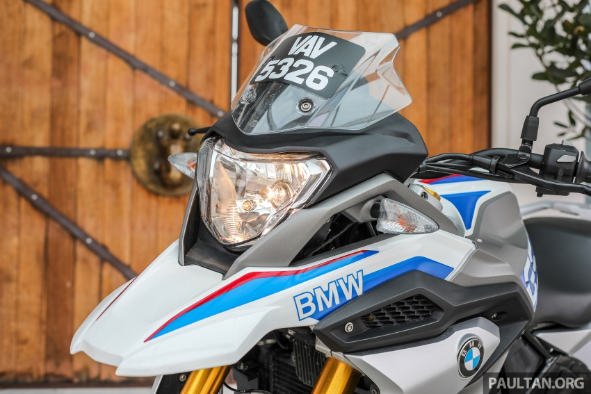 REVIEW: 2018 BMW Motorrad G 310 GS – adventure biking now comes in small sizes, RM29,900 Image #747077