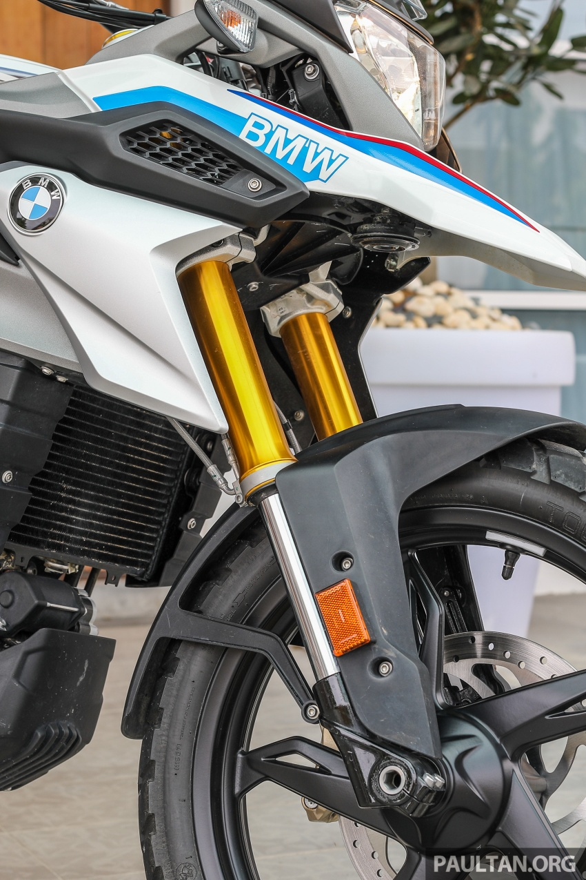 REVIEW: 2018 BMW Motorrad G 310 GS – adventure biking now comes in small sizes, RM29,900 Image #747078