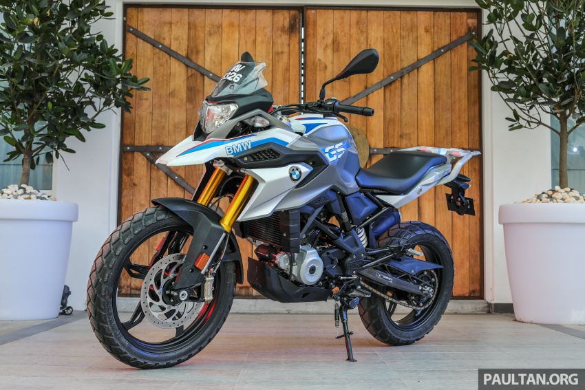 REVIEW: 2018 BMW Motorrad G 310 GS – adventure biking now comes in small sizes, RM29,900 Image #747058