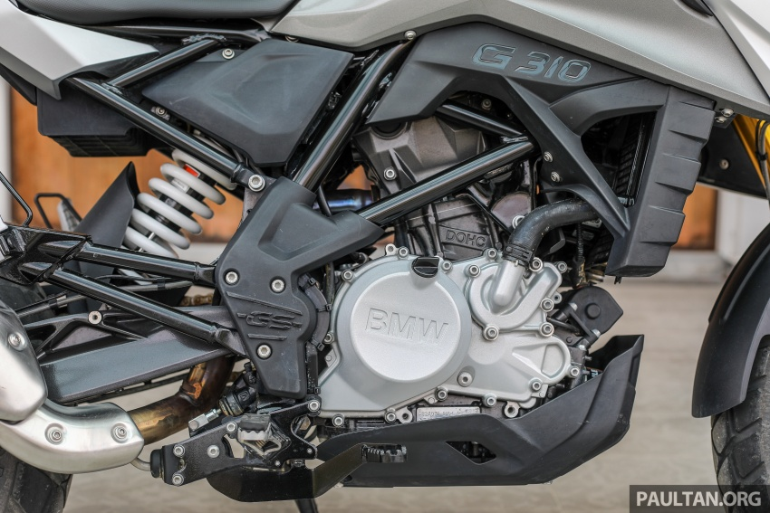 REVIEW: 2018 BMW Motorrad G 310 GS – adventure biking now comes in small sizes, RM29,900 Image #747087