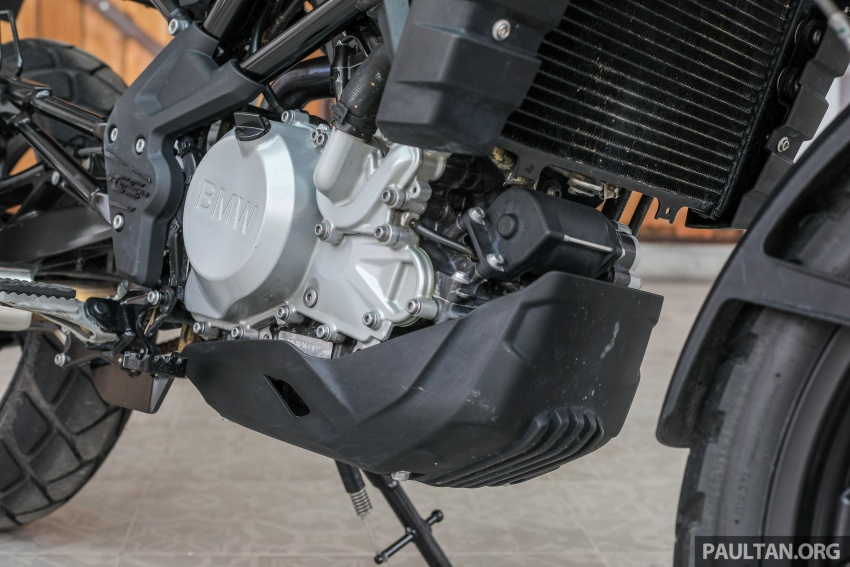 REVIEW: 2018 BMW Motorrad G 310 GS – adventure biking now comes in small sizes, RM29,900 Image #747089
