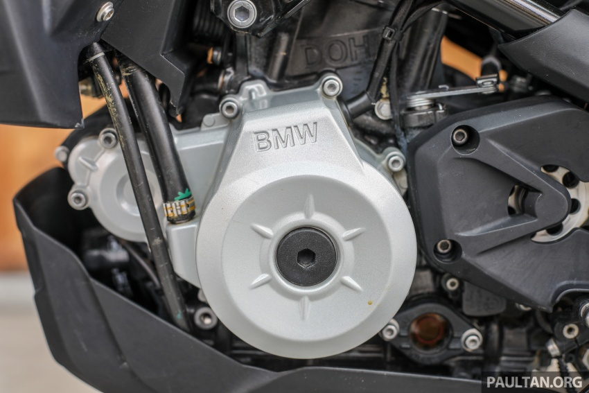 REVIEW: 2018 BMW Motorrad G 310 GS – adventure biking now comes in small sizes, RM29,900 Image #747092
