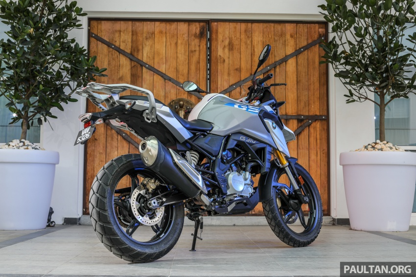 REVIEW: 2018 BMW Motorrad G 310 GS – adventure biking now comes in small sizes, RM29,900 Image #747061