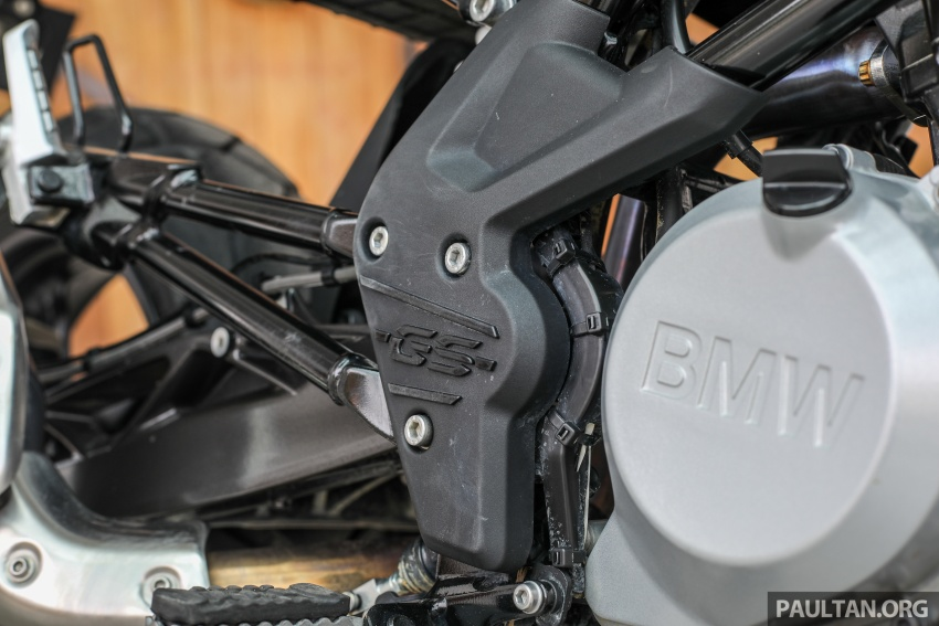 REVIEW: 2018 BMW Motorrad G 310 GS – adventure biking now comes in small sizes, RM29,900 Image #747093