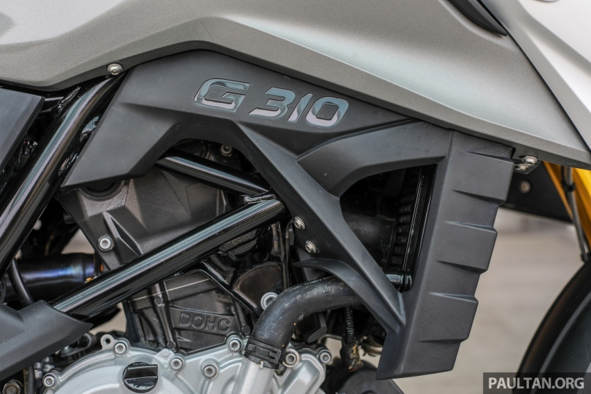 REVIEW: 2018 BMW Motorrad G 310 GS – adventure biking now comes in small sizes, RM29,900 Image #747094