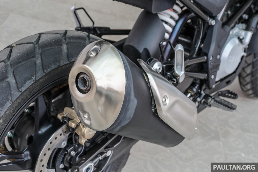 REVIEW: 2018 BMW Motorrad G 310 GS – adventure biking now comes in small sizes, RM29,900 Image #747101