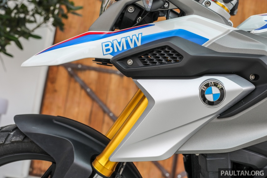 REVIEW: 2018 BMW Motorrad G 310 GS – adventure biking now comes in small sizes, RM29,900 Image #747102