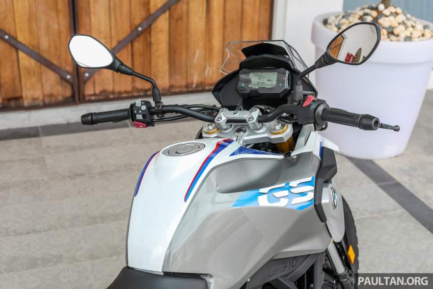 REVIEW: 2018 BMW Motorrad G 310 GS – adventure biking now comes in small sizes, RM29,900 Image #747105