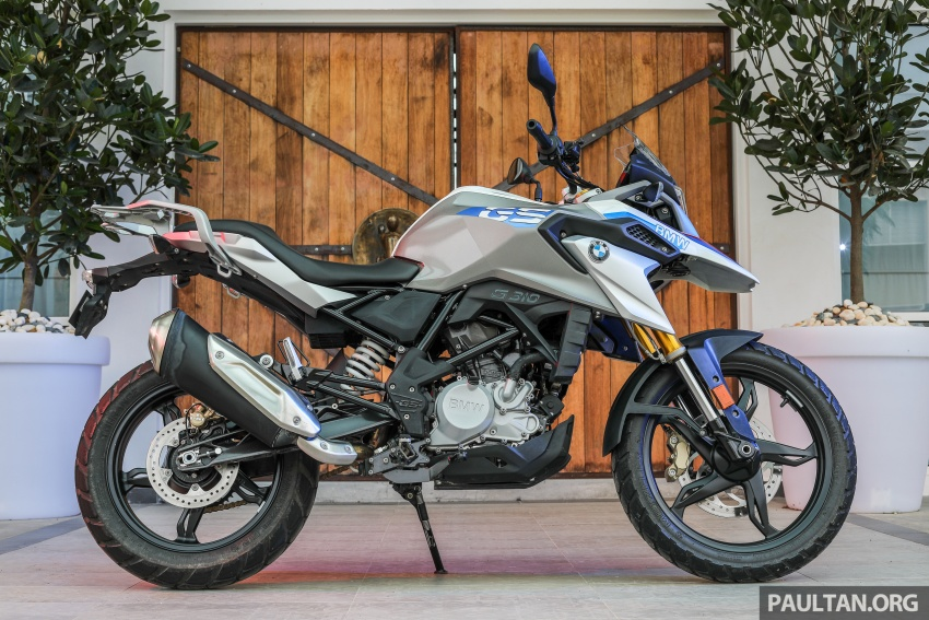 REVIEW: 2018 BMW Motorrad G 310 GS – adventure biking now comes in small sizes, RM29,900 Image #747063