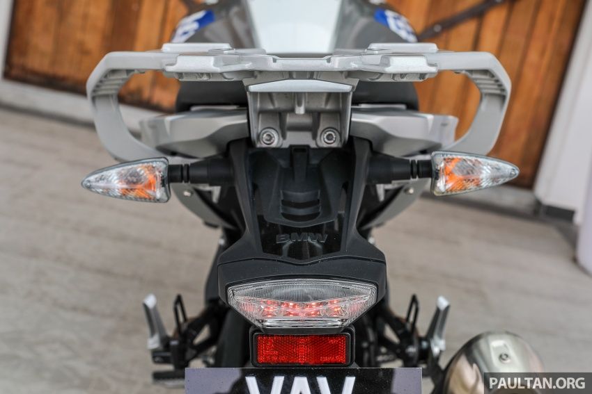 REVIEW: 2018 BMW Motorrad G 310 GS – adventure biking now comes in small sizes, RM29,900 Image #747123