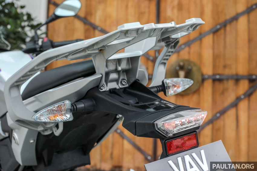REVIEW: 2018 BMW Motorrad G 310 GS – adventure biking now comes in small sizes, RM29,900 Image #747124