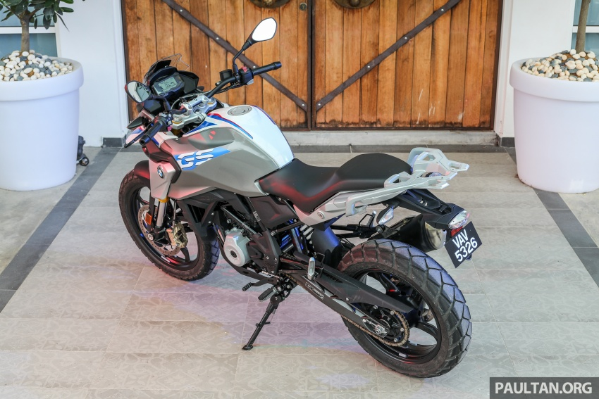 REVIEW: 2018 BMW Motorrad G 310 GS – adventure biking now comes in small sizes, RM29,900 Image #747125