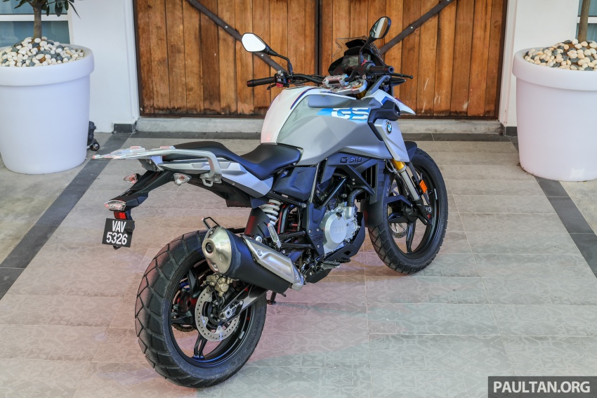 REVIEW: 2018 BMW Motorrad G 310 GS – adventure biking now comes in small sizes, RM29,900 Image #747126