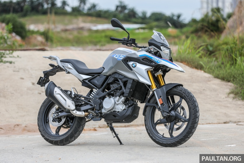 REVIEW: 2018 BMW Motorrad G 310 GS – adventure biking now comes in small sizes, RM29,900 Image #747128