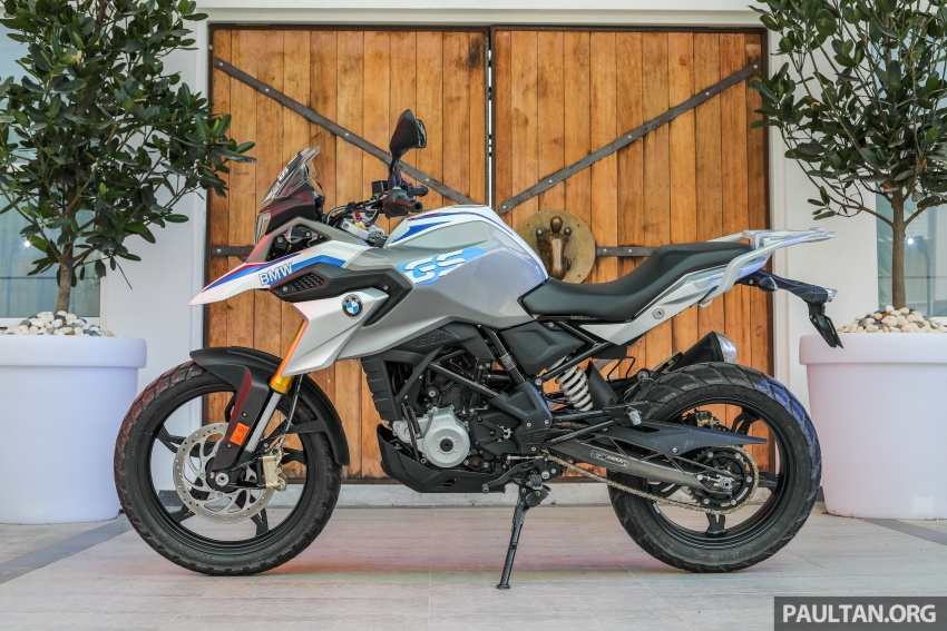 REVIEW: 2018 BMW Motorrad G 310 GS – adventure biking now comes in small sizes, RM29,900 Image #747065