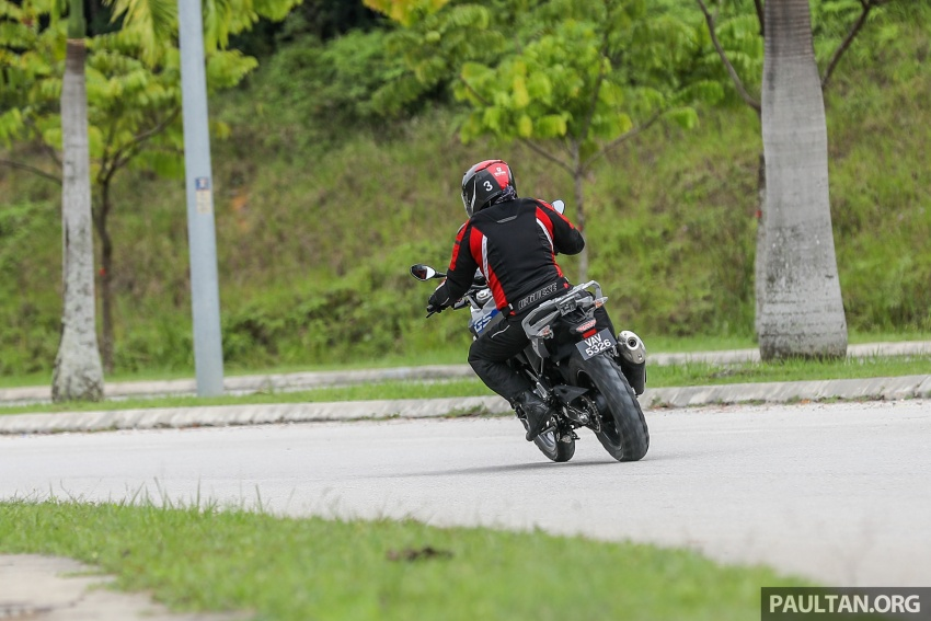 REVIEW: 2018 BMW Motorrad G 310 GS – adventure biking now comes in small sizes, RM29,900 Image #747134