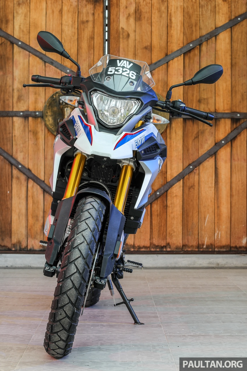 REVIEW: 2018 BMW Motorrad G 310 GS – adventure biking now comes in small sizes, RM29,900 Image #747066