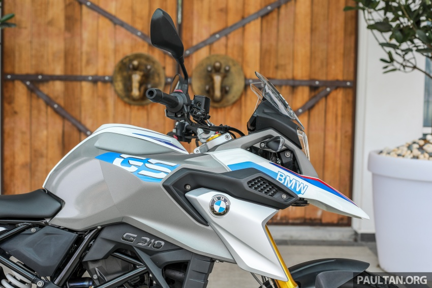 REVIEW: 2018 BMW Motorrad G 310 GS – adventure biking now comes in small sizes, RM29,900 Image #747069