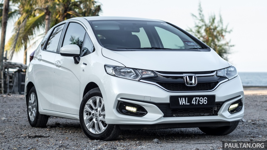 DRIVEN: Honda Jazz Sport Hybrid – more for less? Image #754643