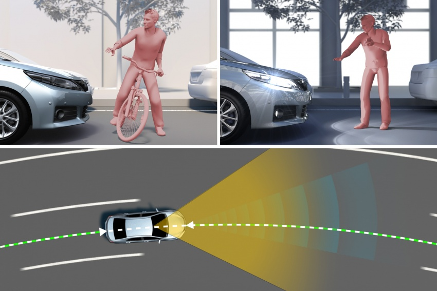 Toyota Safety Sense – next-gen rolling out in 2018 Image #746648