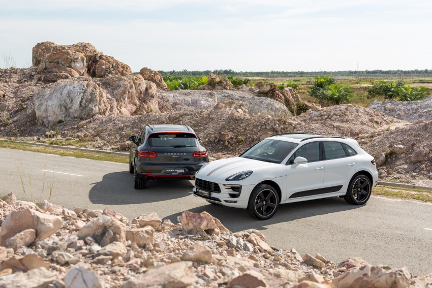 Porsche Macan SportDesign – 40 units only, RM545k Image #750386