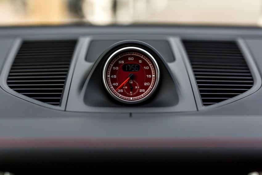 Porsche Macan SportDesign – 40 units only, RM545k Image #750397