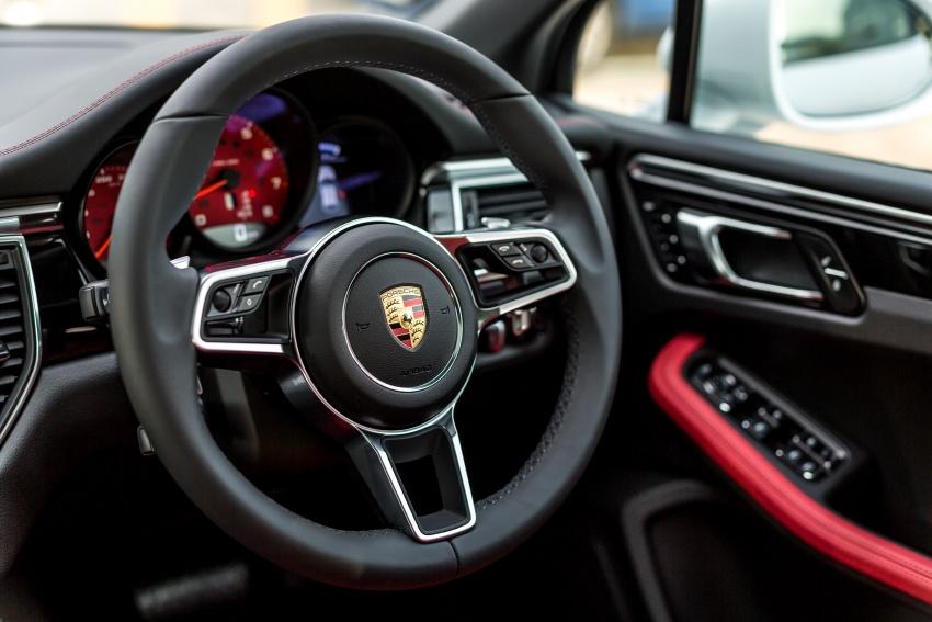 Porsche Macan SportDesign – 40 units only, RM545k Image #750400