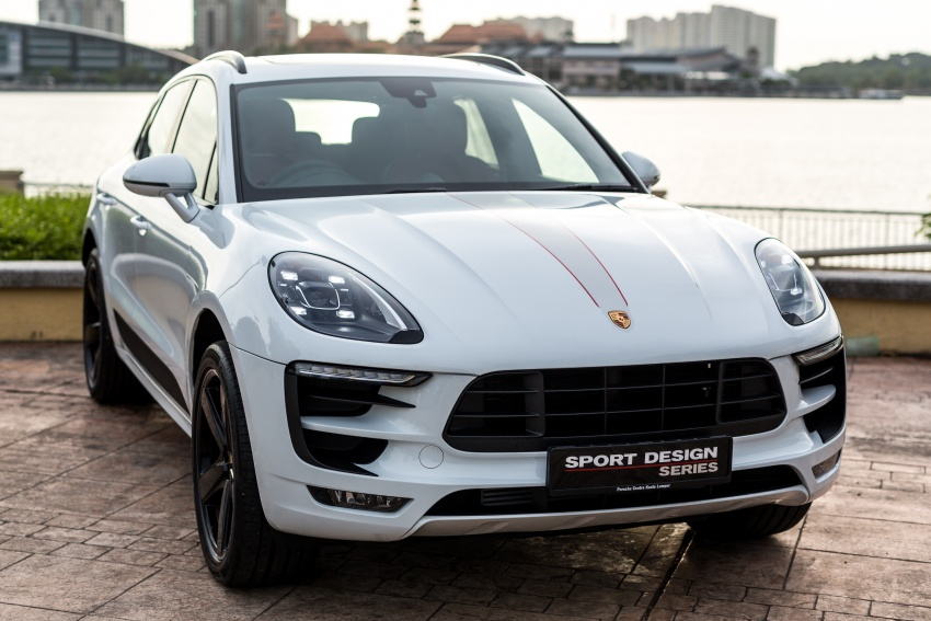 Porsche Macan SportDesign – 40 units only, RM545k Image #750375