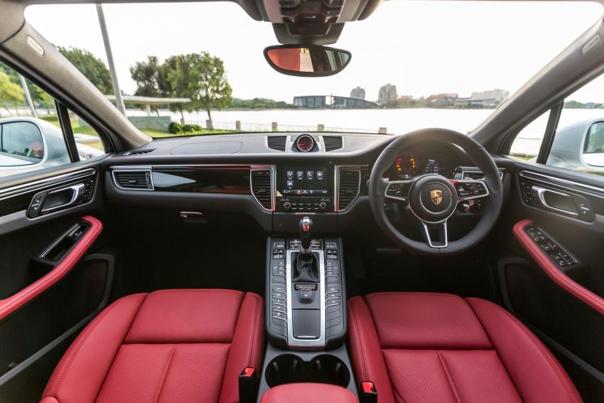 Porsche Macan SportDesign – 40 units only, RM545k Image #750401